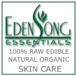 EdenSong Essentials 100% Edible Organics